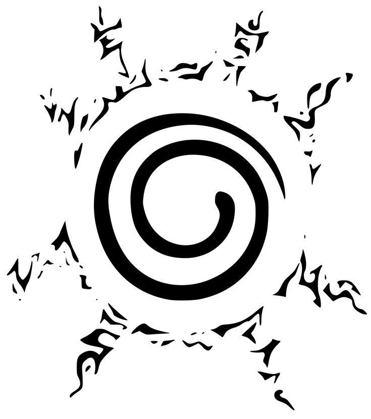 Naruto Uchiha Clan Symbol