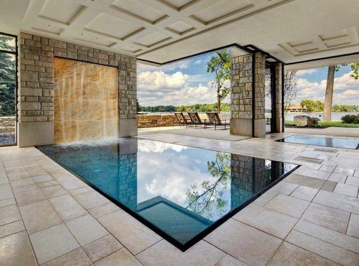 indoor pool bauen - boisholz, Innenarchitektur ideen