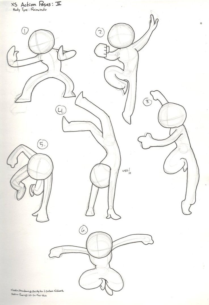 17 bästa bilder om Drawing Chibi poses på Pinterest