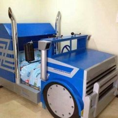 The Dump Sofa Beds Pallet Plans Pdf Semi Truck Kids Bed | Pinterest My Boys, Be ...