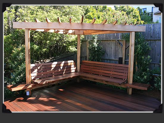 25 Best Ideas About Corner Deck On Pinterest Decking Ideas