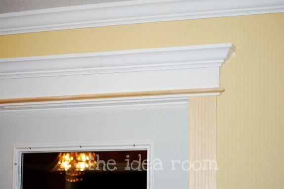 17 Best ideas about Door Frame Molding on Pinterest