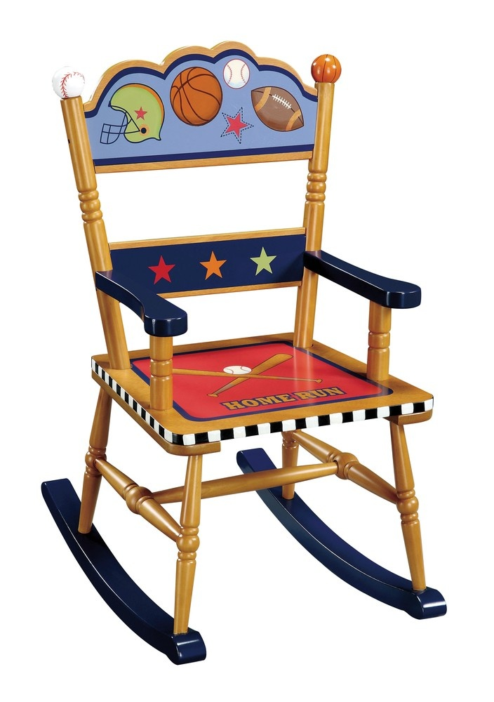 17 Best images about Kids Wooden Rocking Chair on