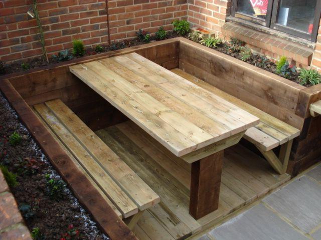 The 25 Best Ideas About Garden Table On Pinterest Ikea Lack