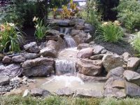 25+ best ideas about Pond water features on Pinterest ...