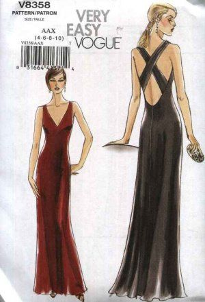 Best 20 Evening dress patterns ideas on Pinterest
