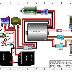 Rascal 600 Wiring Diagram O2 Sensor Chevy E-300 Razor Electric Scooter - Diagrams | Tech To Create Something ...