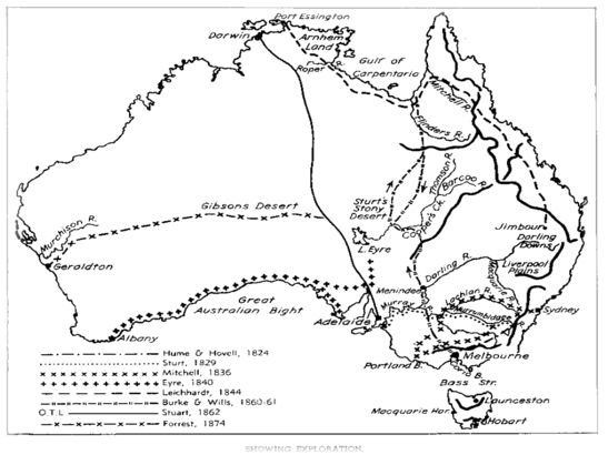 1000+ images about Australia's Crazy Explorers on