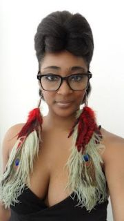 geeky chic