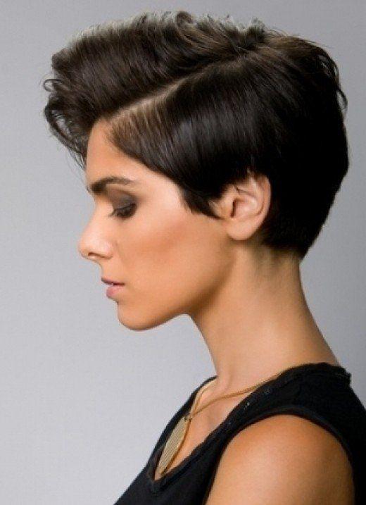 25 Best Ideas About Modern Short Hairstyles On Pinterest Modern