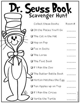 25+ best ideas about Book scavenger hunt on Pinterest
