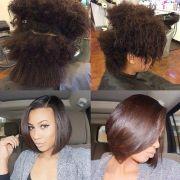 ideas natural hair