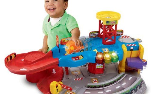 Vtech Go Go Smart Wheels Garage Your Kids Might Love