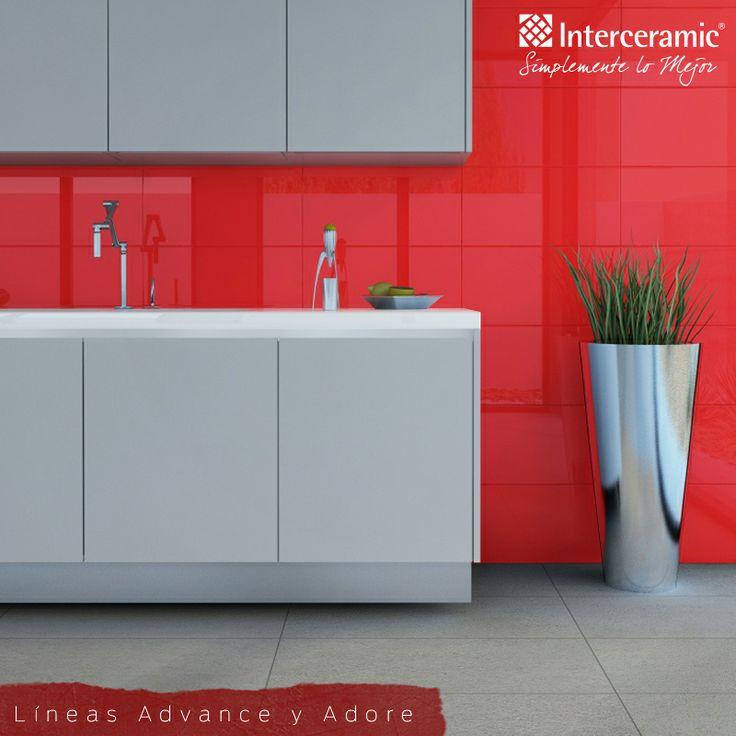 Escoge el azulejo ideal para la cocina considerando el tipo de mobiliario encimera y piso Para estilos modernos los azulejos rectificados son