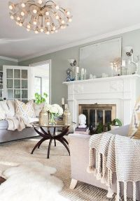 25+ best ideas about Sage living room on Pinterest