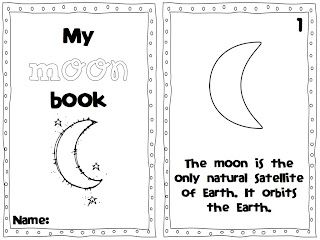 1000+ images about Moon Lesson Plans on Pinterest