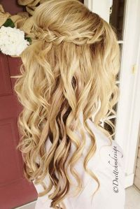 Best 25+ Prom hairstyles down ideas on Pinterest | Prom ...