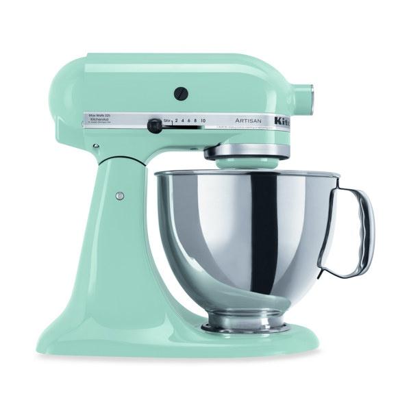 pink kitchen aid mixer blown glass pendant lighting for mint green standing | dream ...