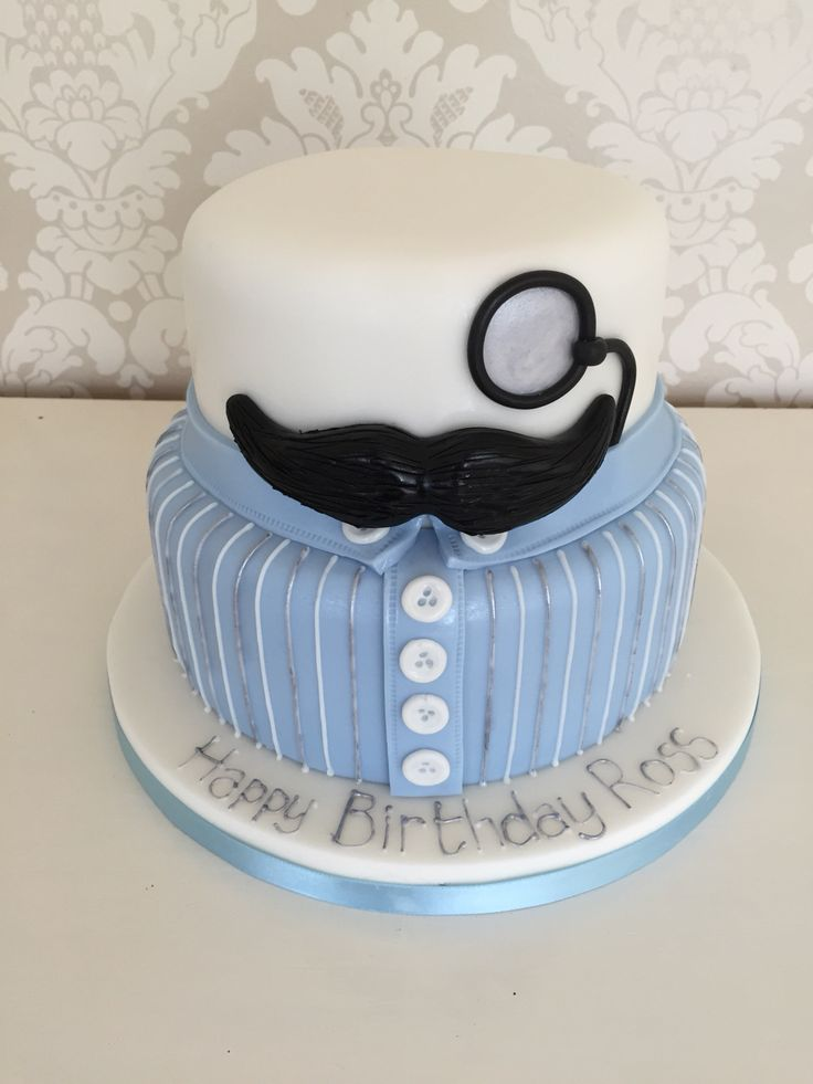 25 best ideas about Male birthday cakes on Pinterest