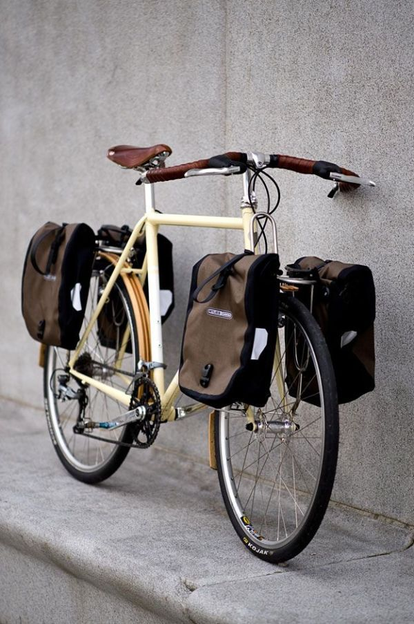 17 Best ideas about Touring Bike on Pinterest Bicycles