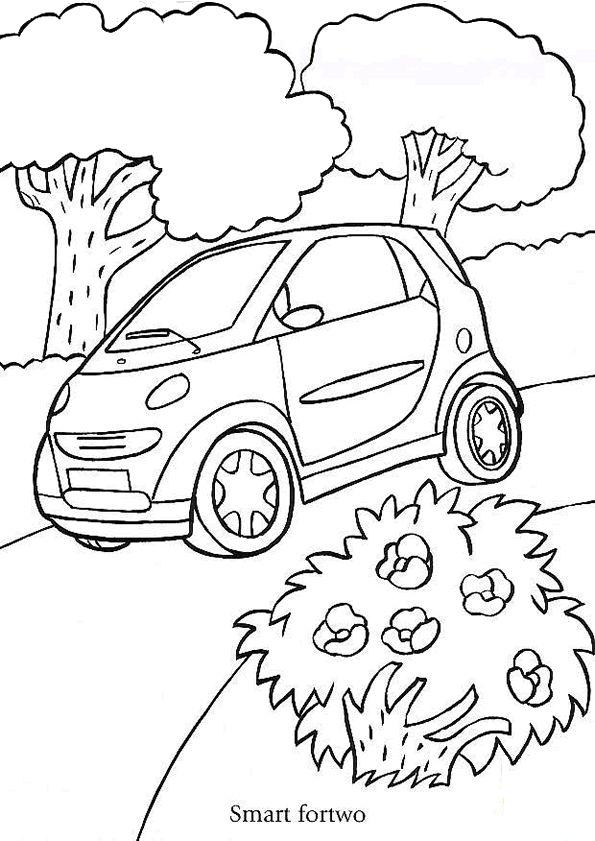 104 best images about Coloriages de voitures on Pinterest