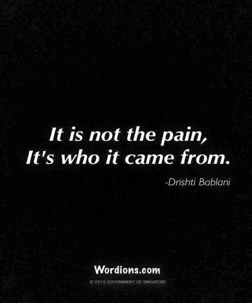 Quotes Love Hurt Feelings