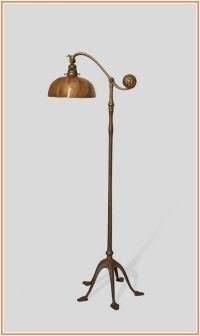 Mission Style Floor Lamp Plans - WoodWorking Projects & Plans