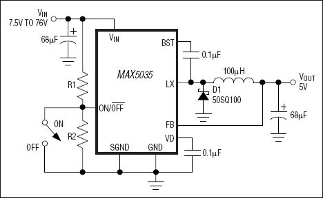 17 Best images about High-Voltage, Step-Down Regulator on