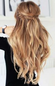 ideas long wavy