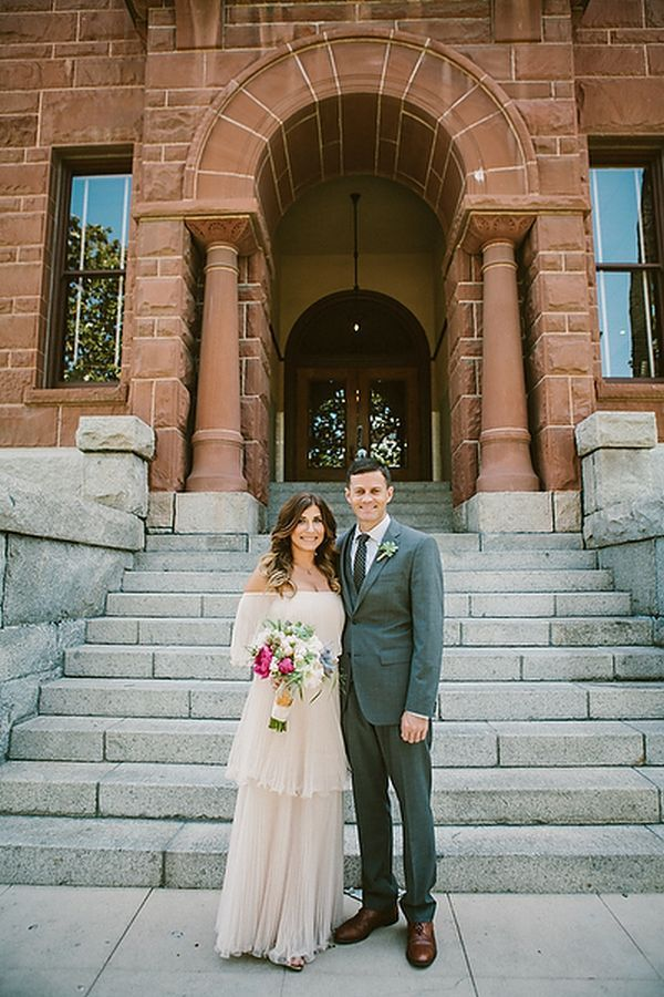 intimate courthouse elopement  Wedding Day  Pinterest  Elopements and Wedding
