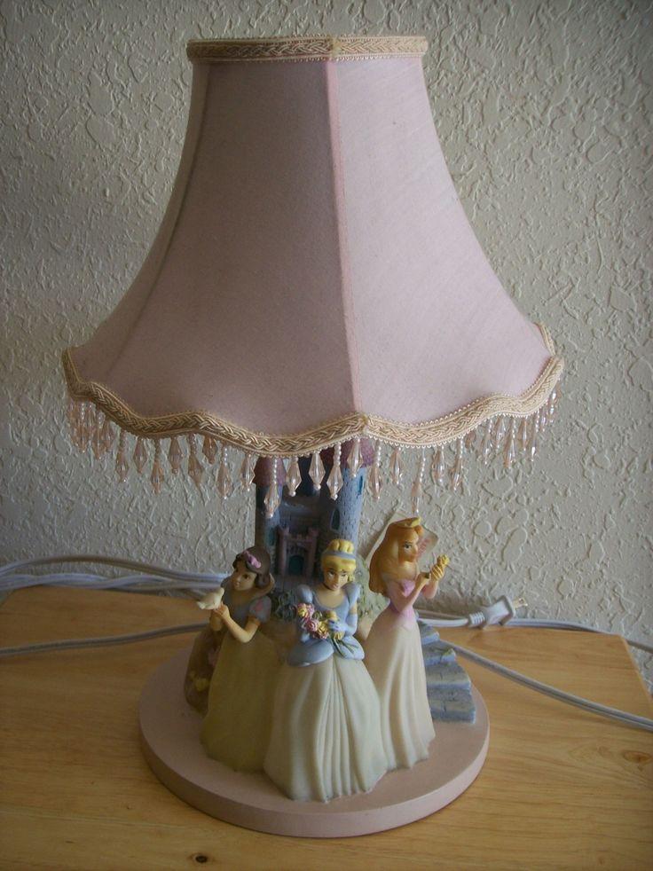 Disney Princess Table Lamp