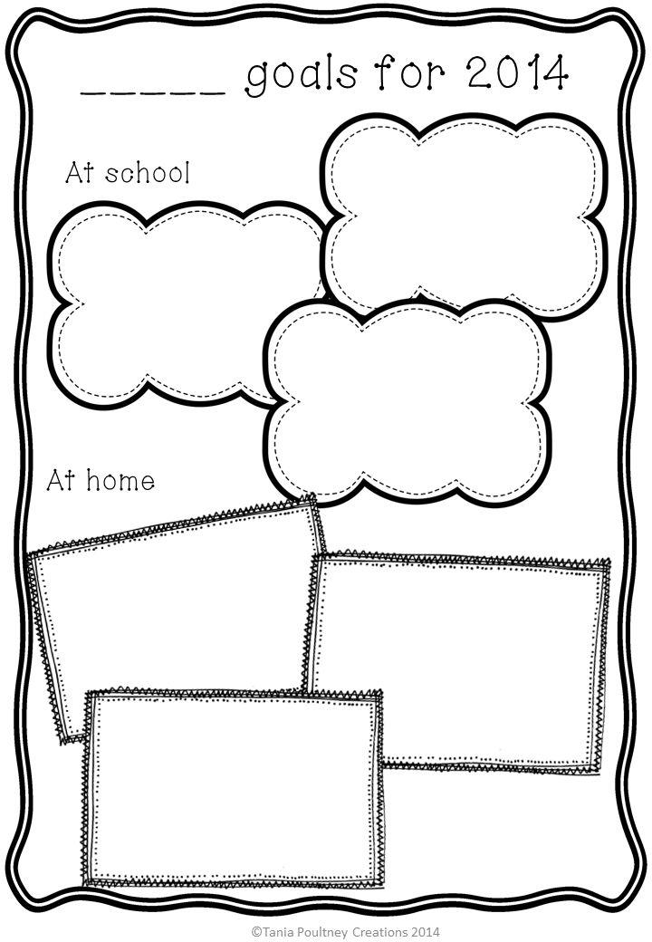 educational smart goals template
