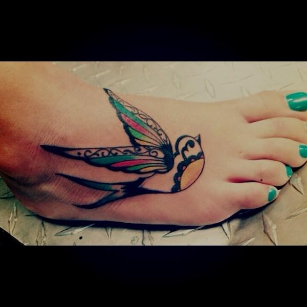 love bird tattoos body art