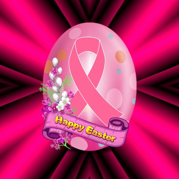 BCA HAPPY EASTER BREAST CANCER AWARENESS Pinterest