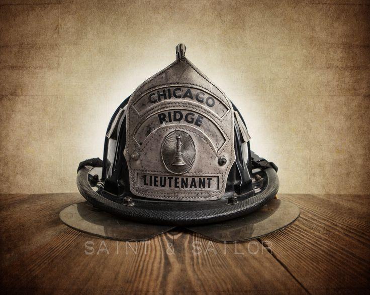 Printable Fireman Helmet