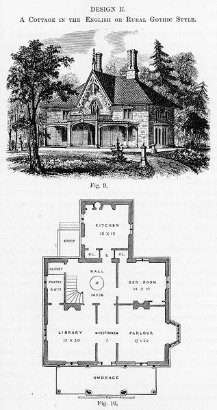 78 best images about 1840-1870 Gothic Revival on Pinterest