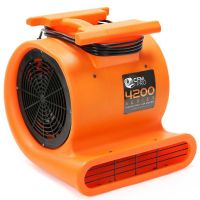 Details about Air Mover Carpet Dryer Blower Floor Drying ...