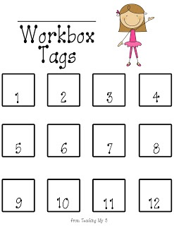 272 best images about Homeschool Workbox System on