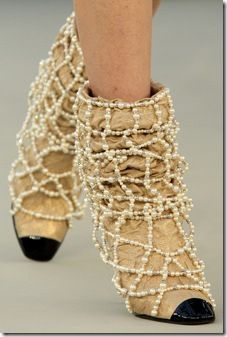 25 best ideas about Chanel Boots on Pinterest Chanel