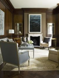 Transitional Living-rooms from Robert Brown on HGTV   For ...