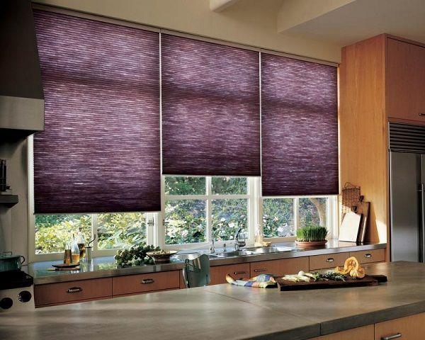 Modern Kitchen Window Curtains About On Pinterest U Throughout Design