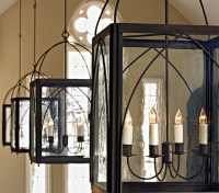 25+ best ideas about Lantern lighting kitchen on Pinterest