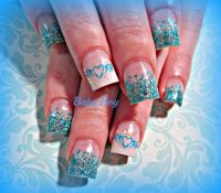 Baby Boy - Nail Art Gallery by NAILS Magazine | Best of ...
