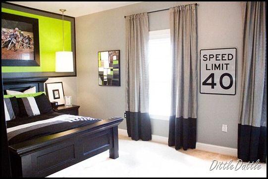 A Teenage-bachelor-pad-wanna-be Room