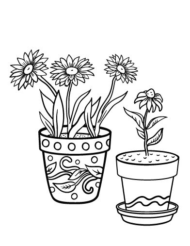 500 best images about Floral Coloring Pages for Adults on