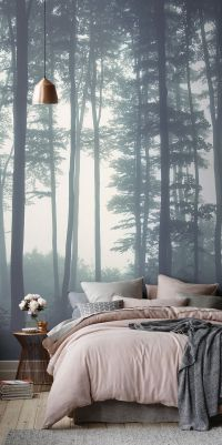 17 Best ideas about Forest Wallpaper on Pinterest