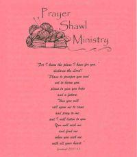 prayer | Prayer Shawl Ministry | Talking to Daddy - Prayer ...