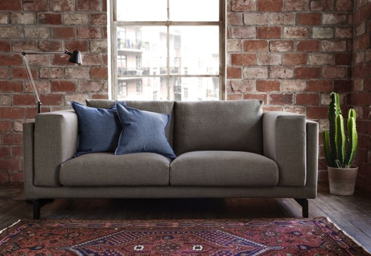 NOCKEBY Loveseat cover Ten brown  The ojays Products