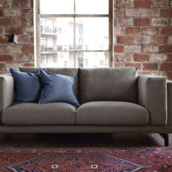 Sectional Living Room Design Upholstered Furniture Nockeby Loveseat Cover, Tenö Brown | The O'jays, Products ...