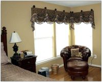The 23 best images about corner window treatments on ...